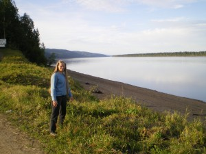 Bonnie by the Yukon