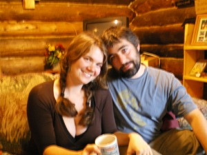 Emma & Matthew (Matthew teaches MS/HS and is principal-teacher)