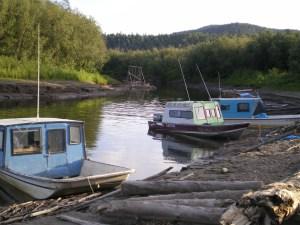 Grayling boats