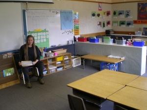 Bonnie's K-2 room