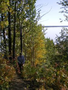 No Sunday bike rides, but Sunday walks