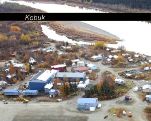 Kobuk aerial